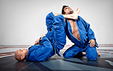 bjj grappling sized