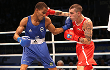small boxing picture