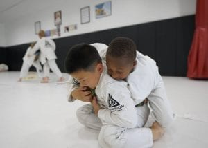 precision mma kids classes