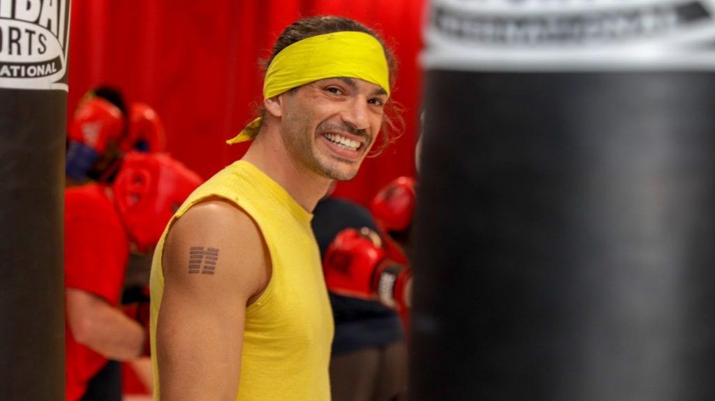Jon Russo Smiling