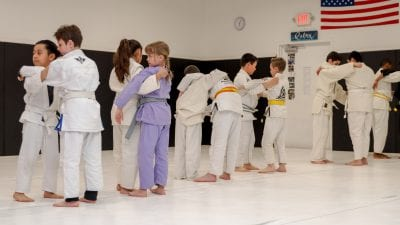 kids classes at precision mma and boxing