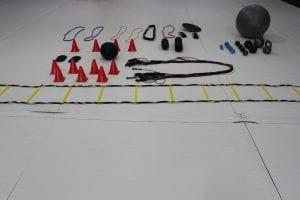 precision facility gym equipment